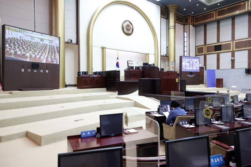 2021년 제18회 청소년 의회교실 사진 8