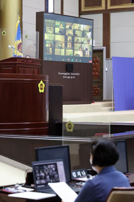 2021년 제18회 청소년 의회교실 사진 9