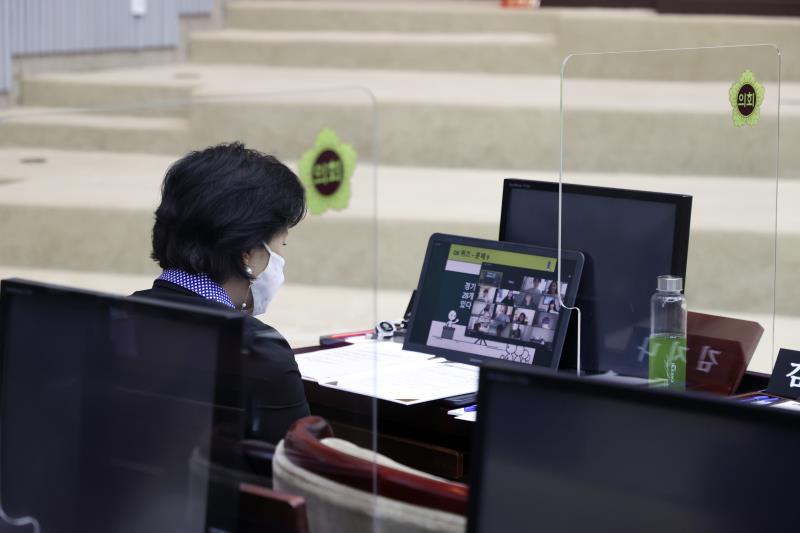 2021년 제20회 청소년 의회교실 사진 8