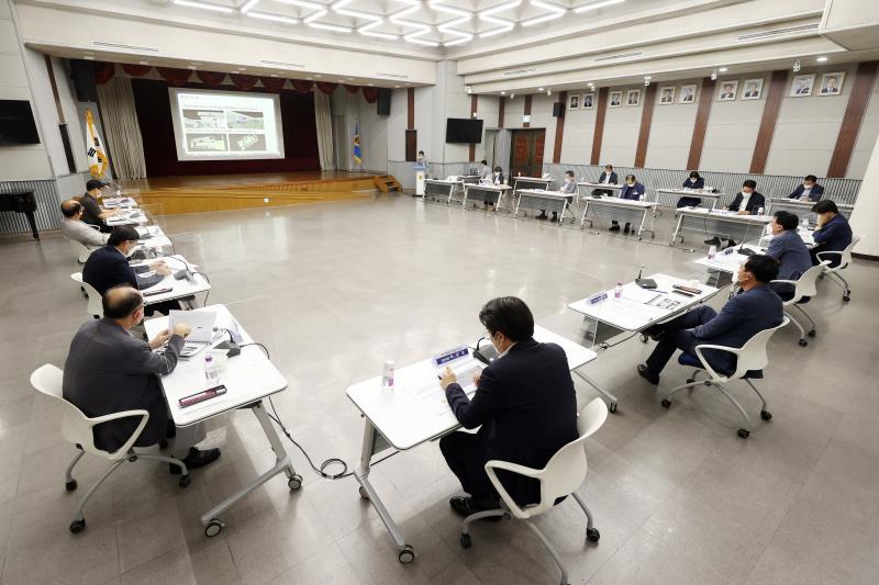 지방의회 박람회 추진단 제6차 회의