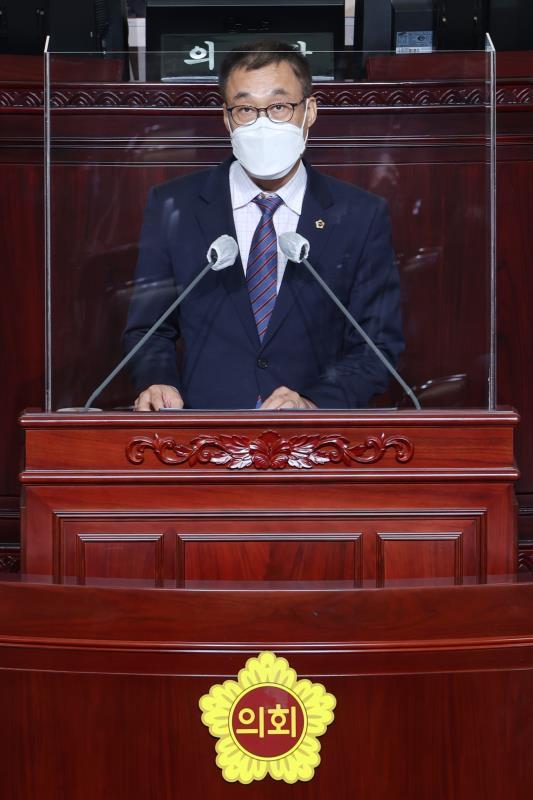 제354회 임시회 제4차 본회의 예산결산특별위원회 심사보고