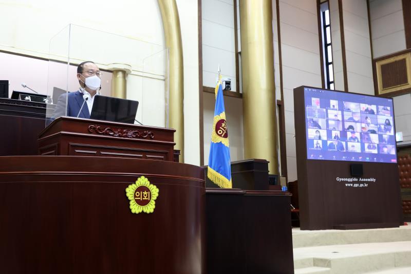 2021년도 제21회 청소년 의회교실