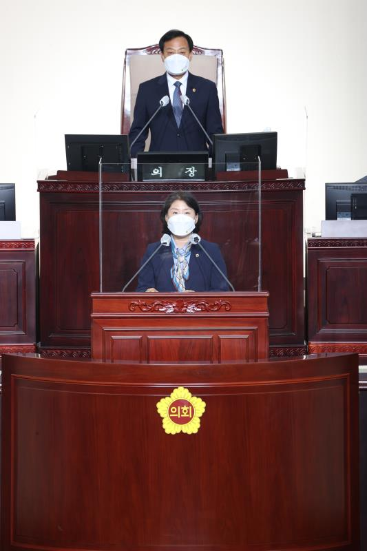 제355회 임시회 1차 본회의 5분자유발언